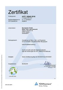 Zertifikat-BAUMGARTEN-GmbH-IATF16949-DE