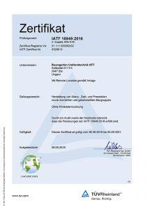 Zertifikat-BAUMGARTEN-KFT_IATF16949-DE