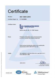 Zertifikat-BAUMGARTEN-GmbH-ISO14001-EN